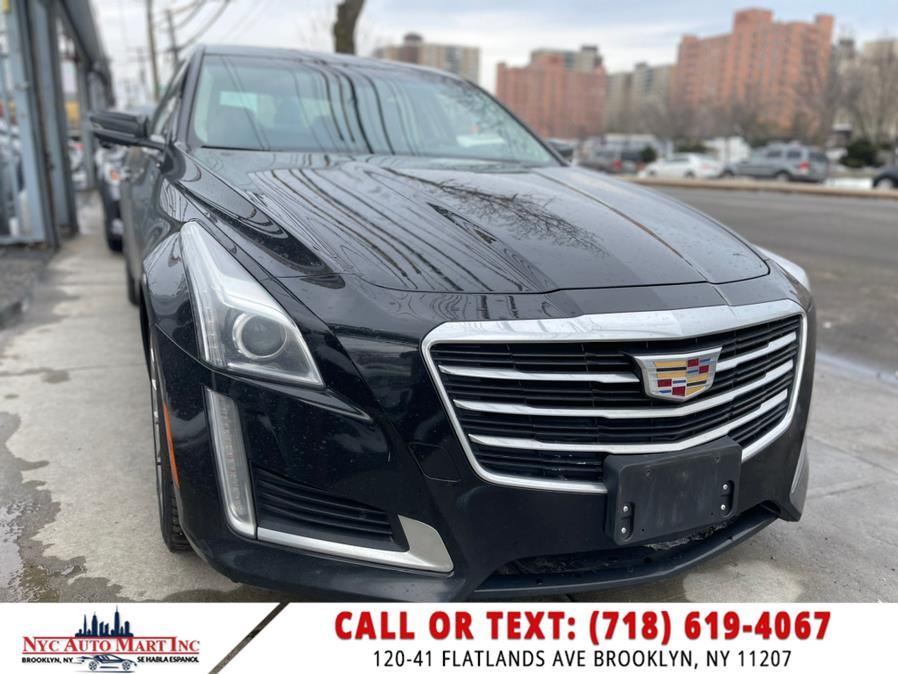 Used 2016 Cadillac CTS Sedan in Brooklyn, New York | NYC Automart Inc. Brooklyn, New York