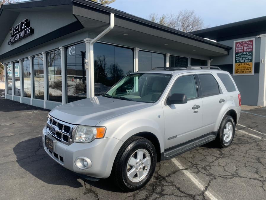 Used Ford Escape 4WD 4dr V6 Auto XLT 2008 | Prestige Pre-Owned Motors Inc. New Windsor, New York