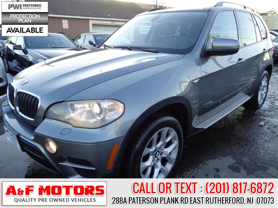 Used BMW X5 AWD 4dr 35i Sport Activity 2012 | A&F Motors LLC. East Rutherford, New Jersey