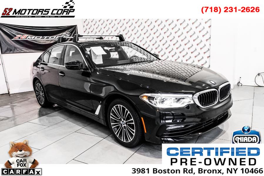 Used 2018 BMW 5 Series in Woodside, New York | 52Motors Corp. Woodside, New York