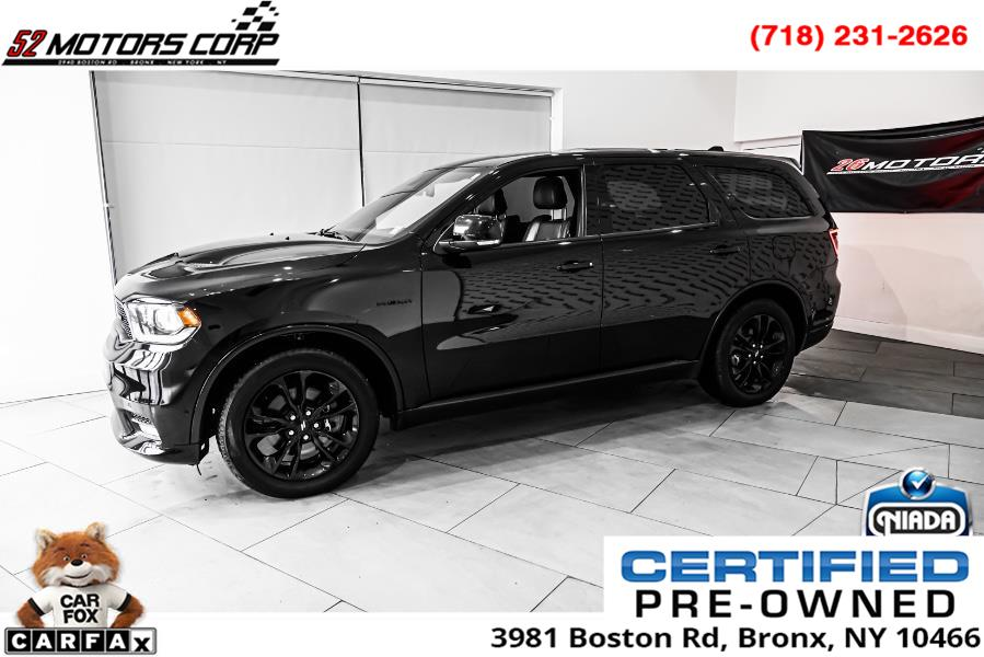 Used 2020 Dodge Durango in Woodside, New York | 52Motors Corp. Woodside, New York