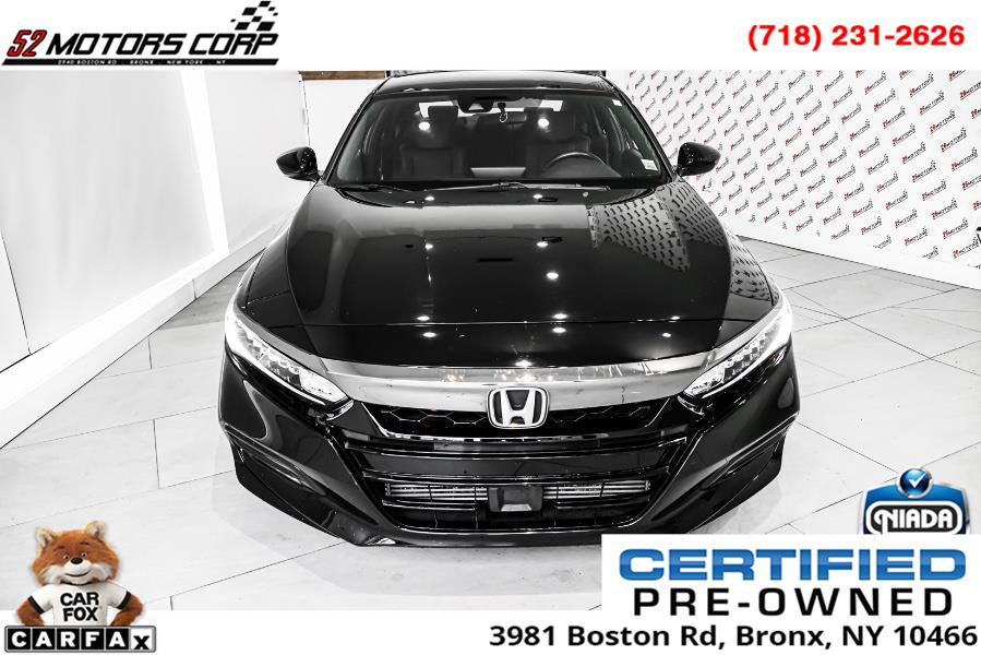 Used Honda Accord Sedan Sport 1.5T CVT 2019 | 52Motors Corp. Woodside, New York