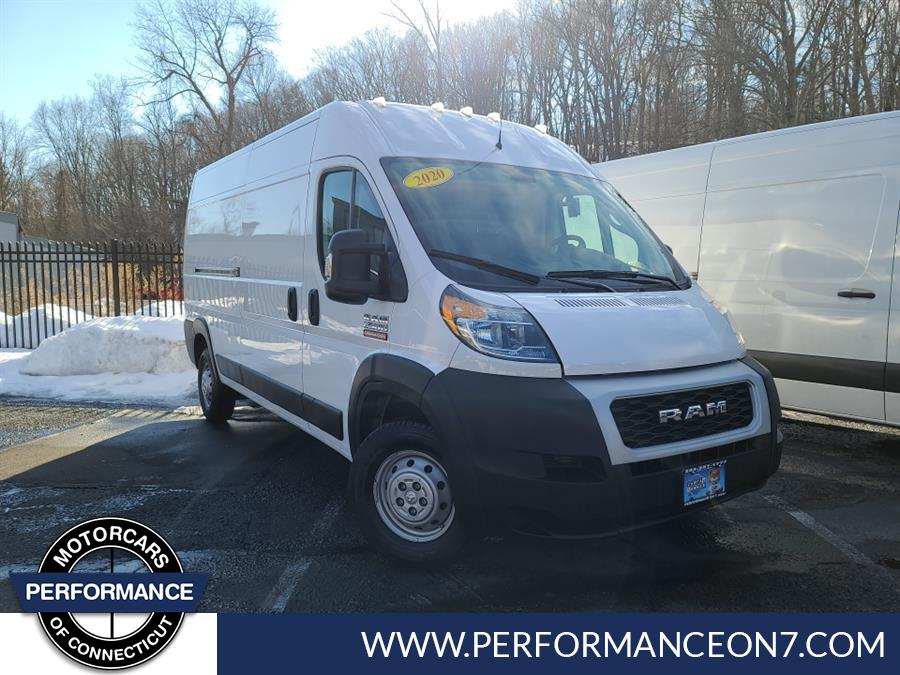 """Used Ram ProMaster Cargo Van 2500 High Roof 159"""" WB 2020 