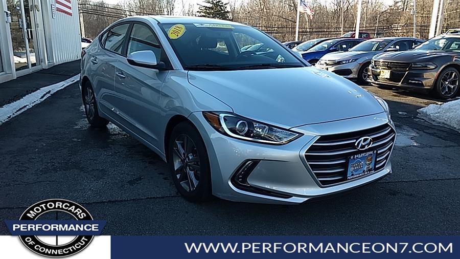 Used 2018 Hyundai Elantra in Wilton, Connecticut | Performance Motor Cars. Wilton, Connecticut