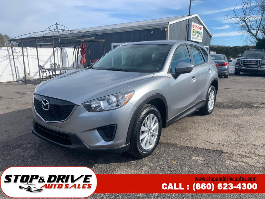 Used 2013 Mazda CX-5 in East Windsor, Connecticut | Stop & Drive Auto Sales. East Windsor, Connecticut