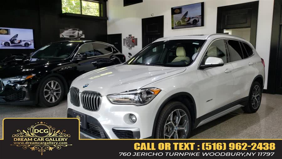 Used BMW X1 xDrive28i Sports Activity Vehicle 2017 | Victory Dream Car Gallery. Woodbury, New York