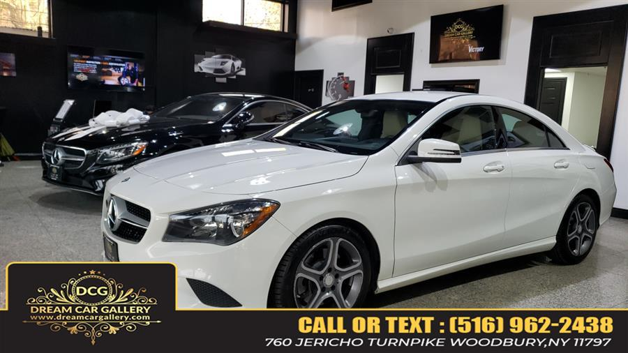 Used Mercedes-Benz CLA-Class 4dr Sdn CLA250 4MATIC 2014 | Dream Car Gallery. Woodbury, New York