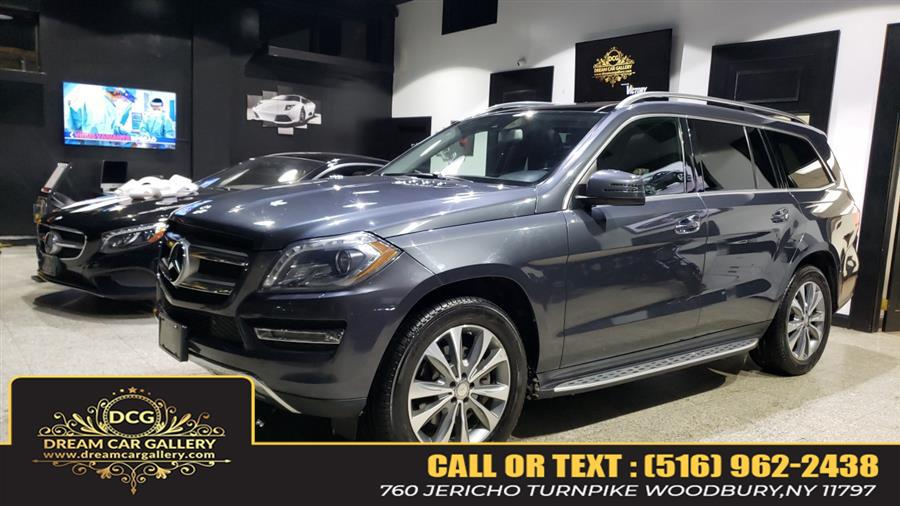 Used Mercedes-Benz GL-Class 4MATIC 4dr GL 450 2015 | Dream Car Gallery. Woodbury, New York