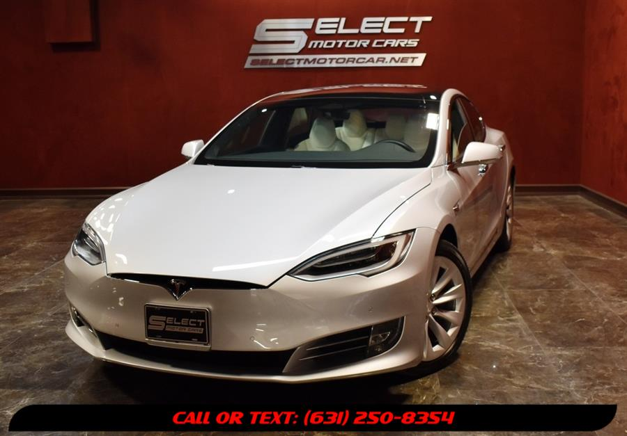Used Tesla Model s 75D 2017 | Select Motor Cars. Deer Park, New York
