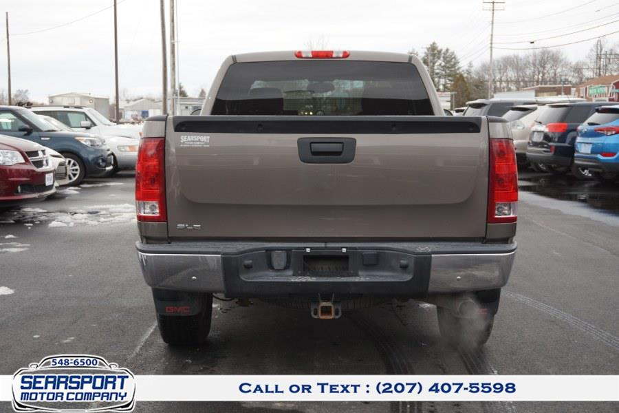 "Used GMC Sierra 1500 2WD Ext Cab 143.5"" SLE 2013 