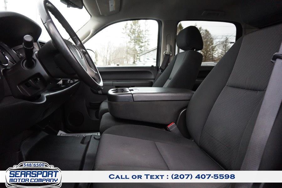"Used GMC Sierra 1500 4WD Crew Cab 143.5"" SLE 2012 | Rockland Motor Company. Rockland, Maine"