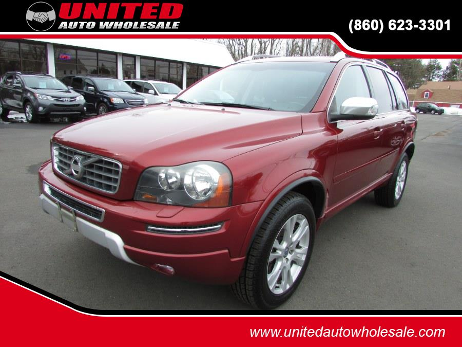 Used 2013 Volvo XC90 in East Windsor, Connecticut | United Auto Sales of E Windsor, Inc. East Windsor, Connecticut