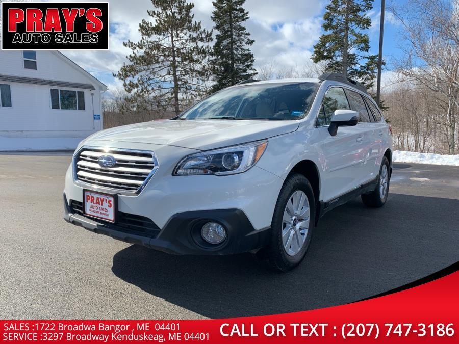 Used 2016 Subaru Outback in Bangor , Maine | Pray's Auto Sales . Bangor , Maine