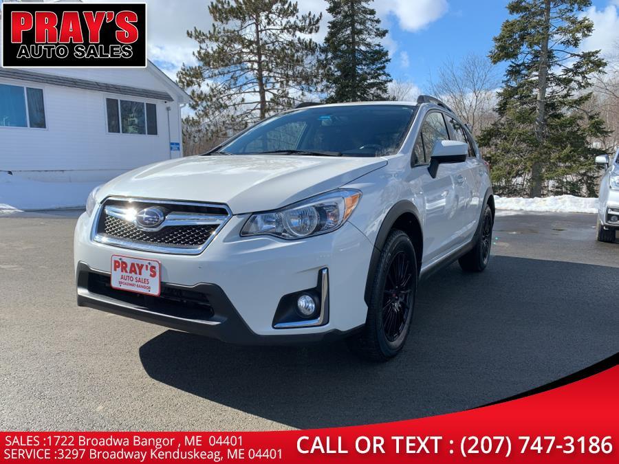 Used 2016 Subaru Crosstrek in Bangor , Maine | Pray's Auto Sales . Bangor , Maine