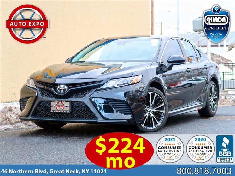 Used 2018 Toyota Camry in Great Neck, New York | Auto Expo Ent Inc.. Great Neck, New York