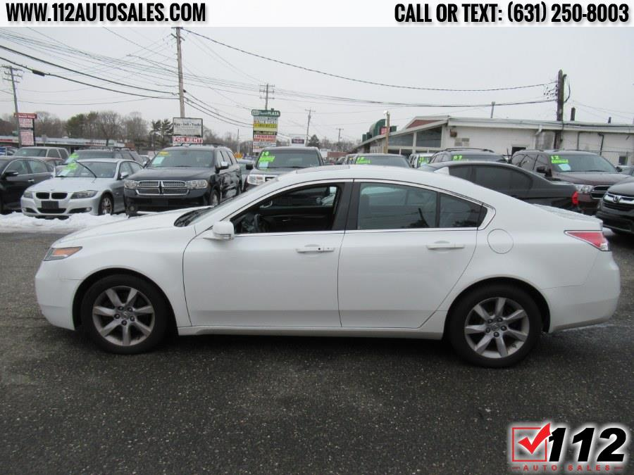 Used Acura TL 4dr Sdn Auto 2WD Tech 2013 | 112 Auto Sales. Patchogue, New York