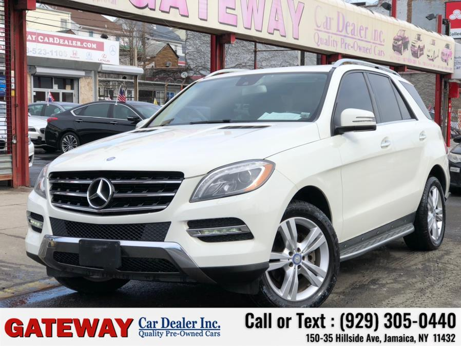 Used 2013 Mercedes-Benz M-Class in Jamaica, New York | Gateway Car Dealer Inc. Jamaica, New York