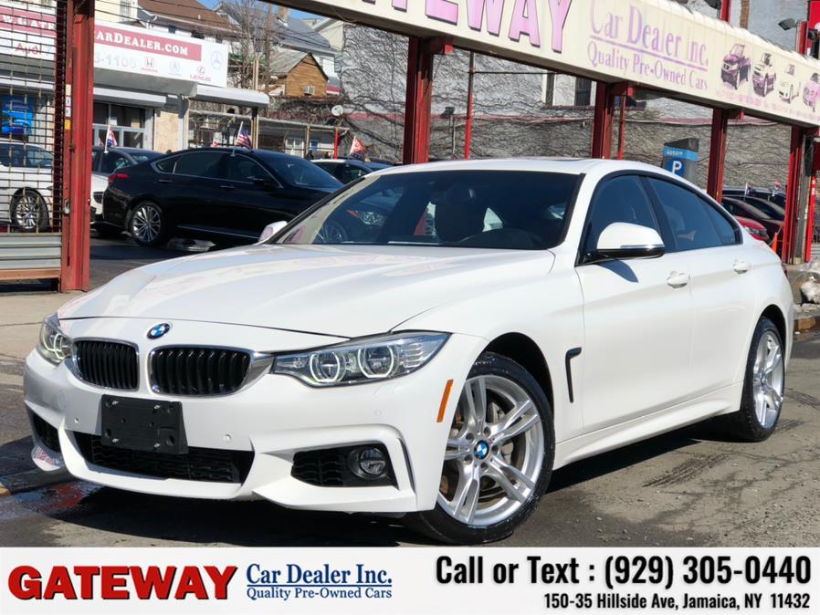 Used 2016 BMW 4 Series M Sport in Jamaica, New York | Gateway Car Dealer Inc. Jamaica, New York