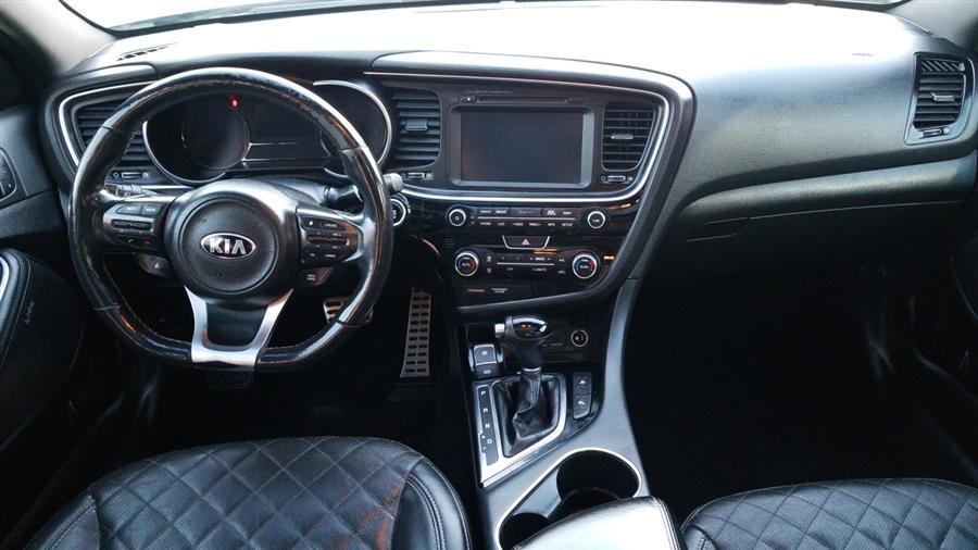 Used Kia Optima 4dr Sdn SX Turbo 2015   New York Motors Group Solutions LLC. Bronx, New York