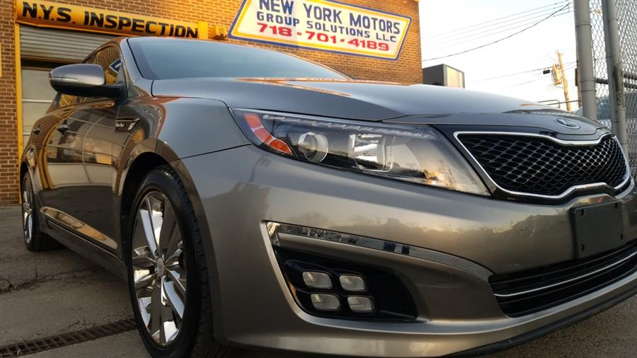 Used 2015 Kia Optima in Bronx, New York | New York Motors Group Solutions LLC. Bronx, New York