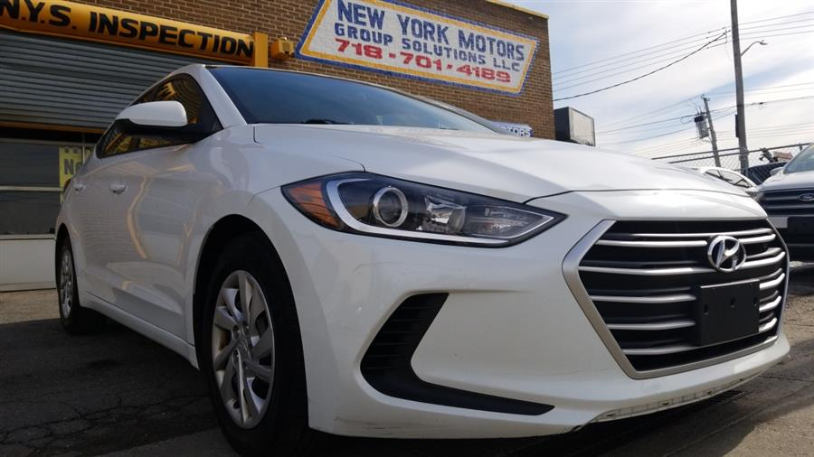 Used 2017 Hyundai Elantra in Bronx, New York | New York Motors Group Solutions LLC. Bronx, New York
