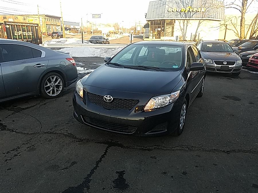 Used Toyota Corolla 4dr Sdn Auto LE (Natl) 2010 | Chadrad Motors llc. West Hartford, Connecticut