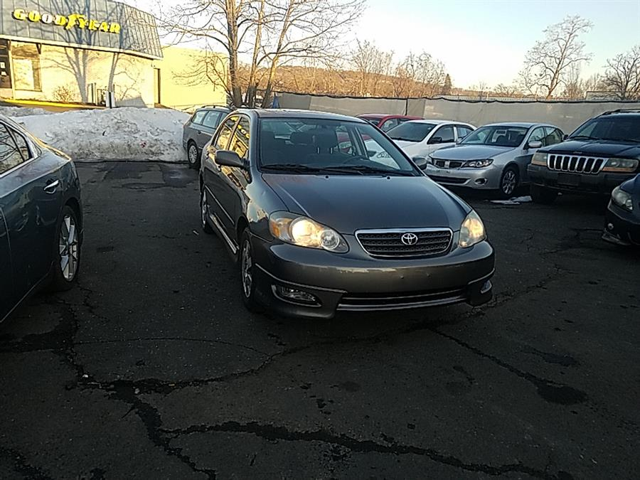 Used 2007 Toyota Corolla in West Hartford, Connecticut | Chadrad Motors llc. West Hartford, Connecticut