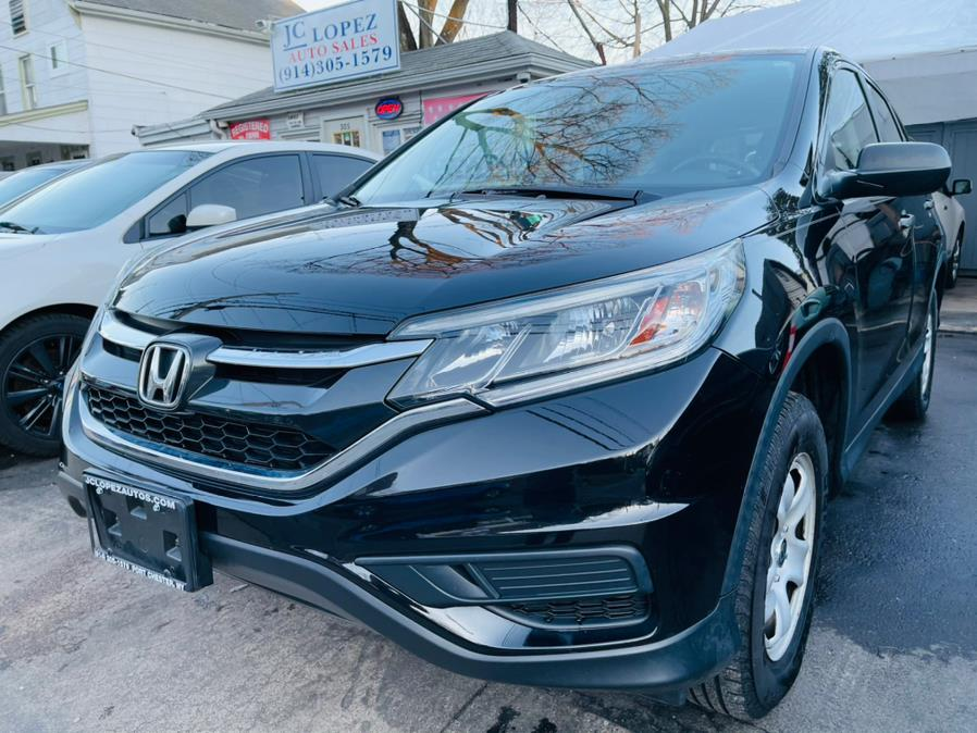 Used 2016 Honda CR-V in Port Chester, New York | JC Lopez Auto Sales Corp. Port Chester, New York