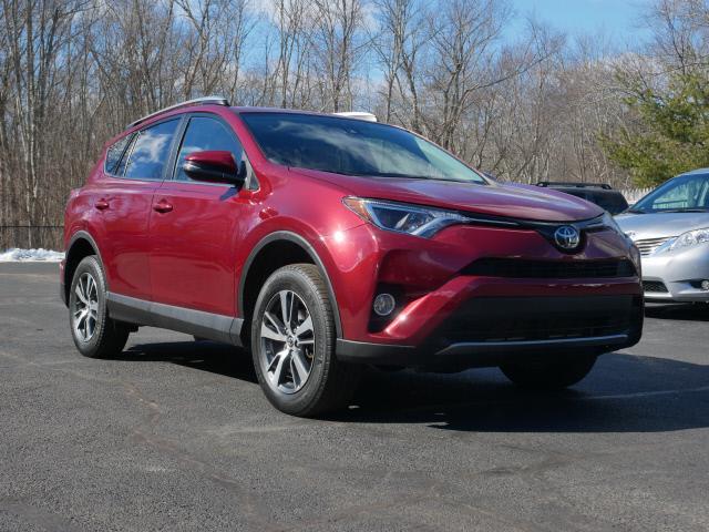 Used 2018 Toyota Rav4 in Canton, Connecticut | Canton Auto Exchange. Canton, Connecticut
