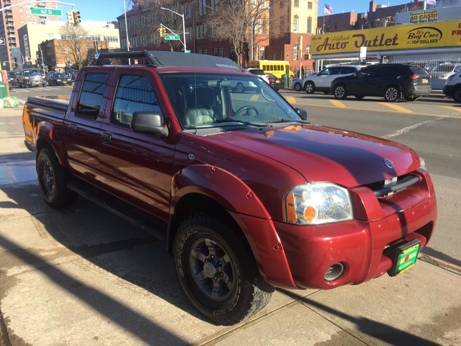 Used Nissan Frontier XE Crew Cab V6 Auto Std Bed 2004 | Sylhet Motors Inc.. Jamaica, New York
