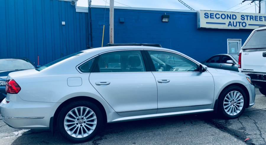 Used 2016 Volkswagen Passat in Manchester, New Hampshire | Second Street Auto Sales Inc. Manchester, New Hampshire