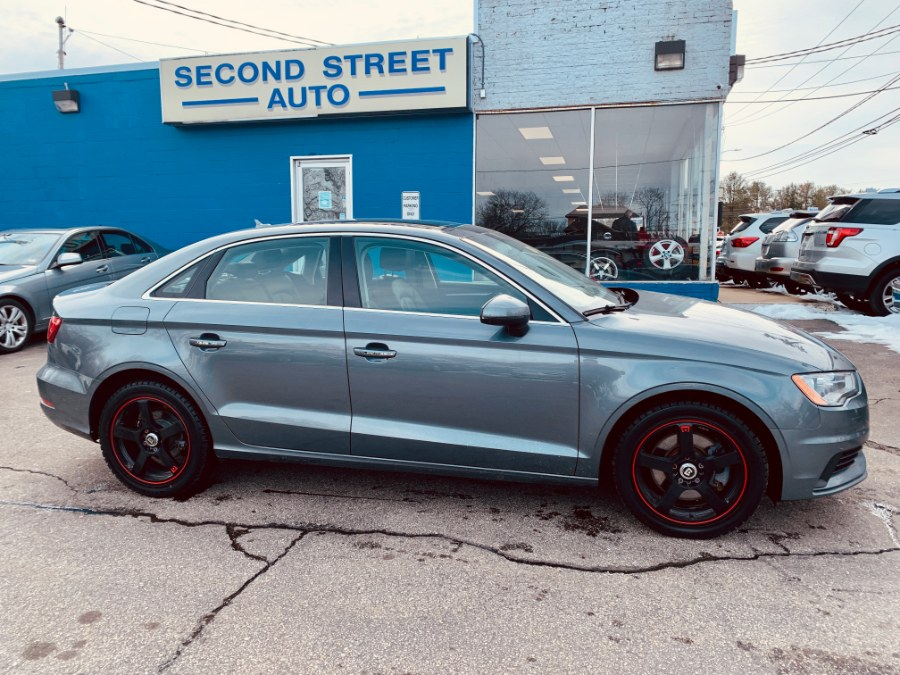 Used 2015 Audi A3 in Manchester, New Hampshire | Second Street Auto Sales Inc. Manchester, New Hampshire