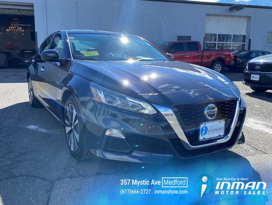 Used 2021 Nissan Altima in Medford, Massachusetts | Inman Motors Sales. Medford, Massachusetts