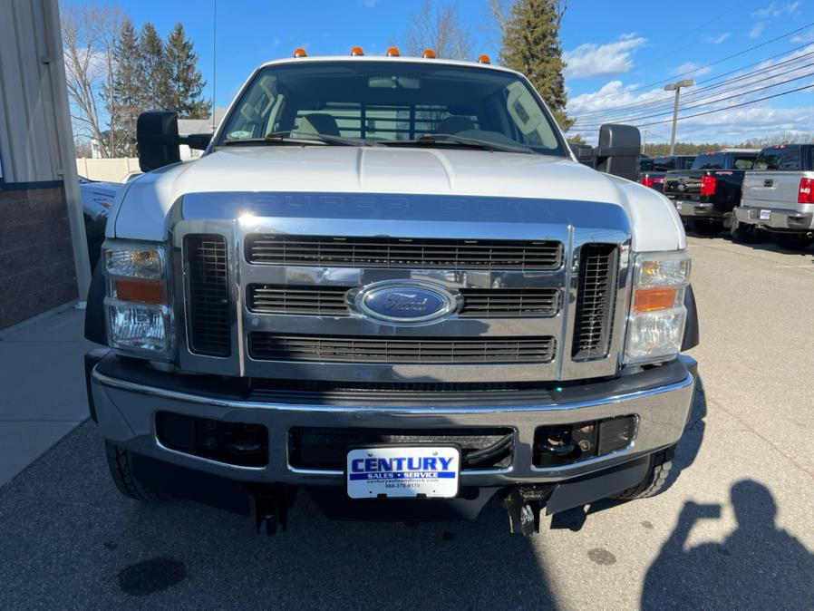 "Used Ford Super Duty F-550 DRW 4WD SuperCab 162"" WB 60"" CA XL 2008 