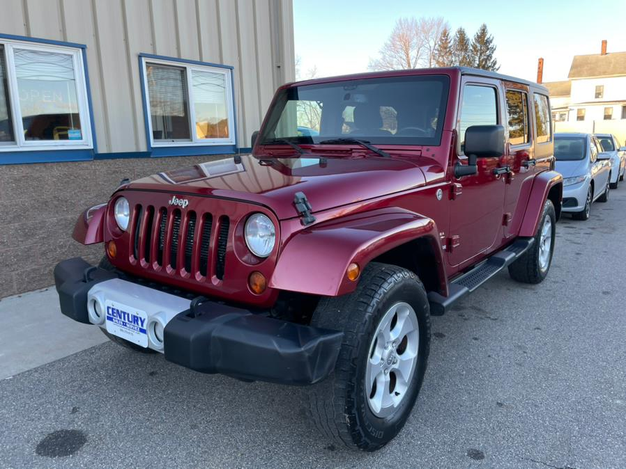 Used 2013 Jeep Wrangler Unlimited in East Windsor, Connecticut | Century Auto And Truck. East Windsor, Connecticut