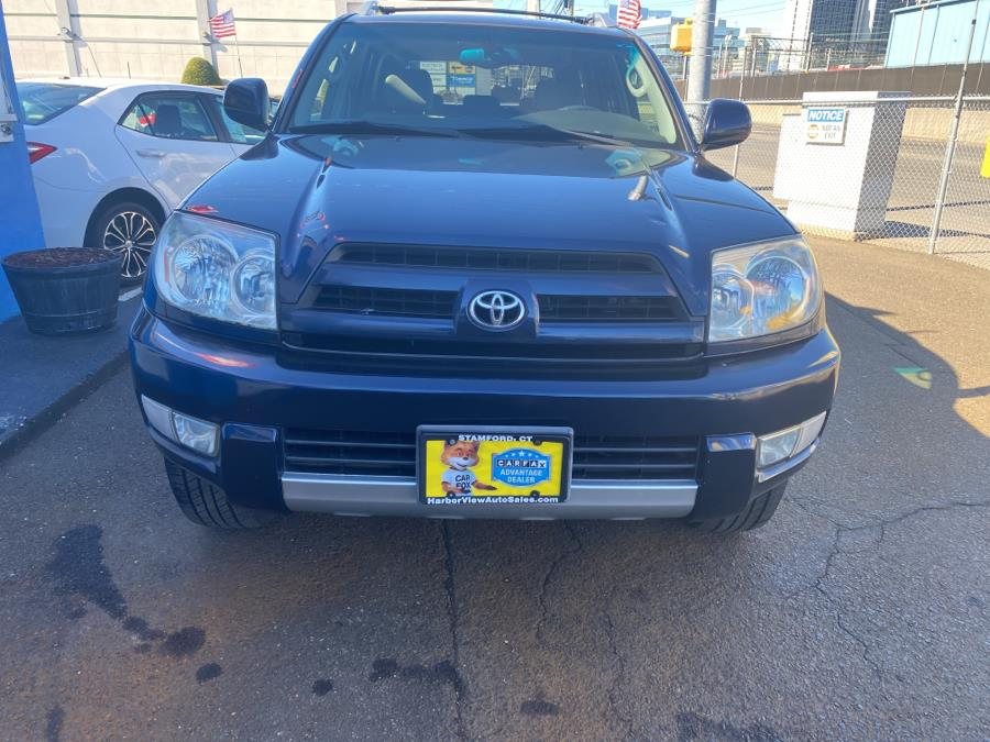 Used Toyota 4Runner 4dr Limited V6 4WD 2004 | Harbor View Auto Sales LLC. Stamford, Connecticut