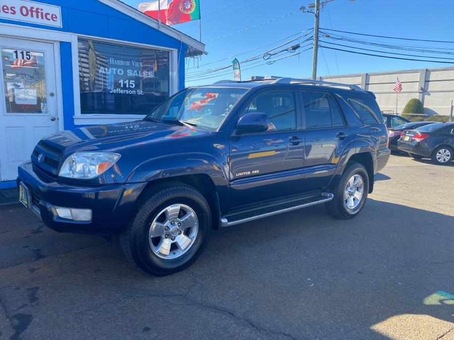 Used 2004 Toyota 4Runner in Stamford, Connecticut | Harbor View Auto Sales LLC. Stamford, Connecticut