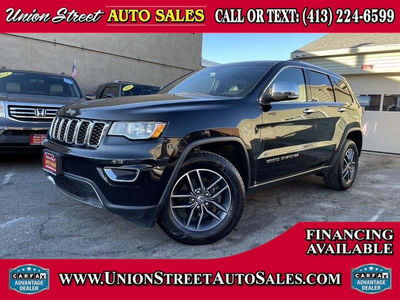 Used 2018 Jeep Grand Cherokee in West Springfield, Massachusetts | Union Street Auto Sales. West Springfield, Massachusetts