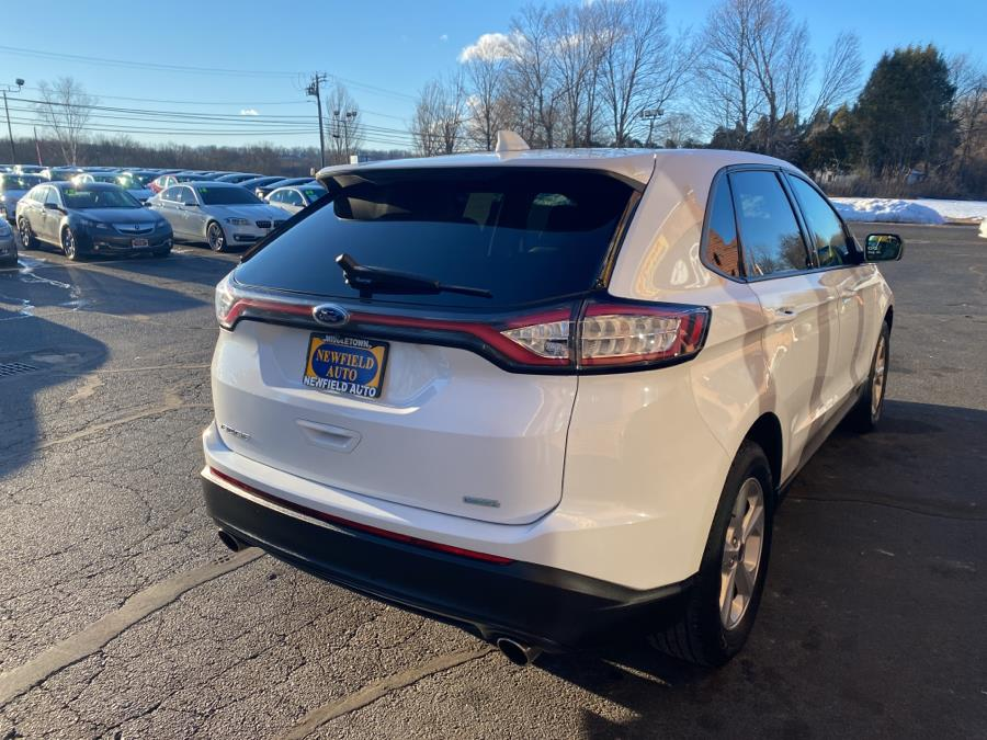 Used Ford Edge 4dr SE FWD 2016 | Newfield Auto Sales. Middletown, Connecticut