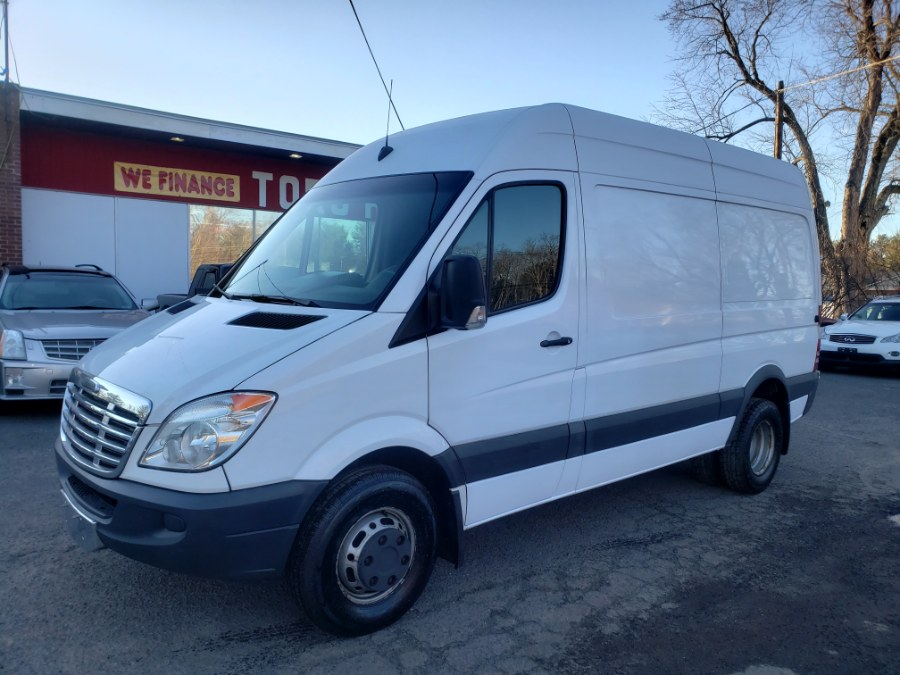 Used 2010 Freightliner Cargo Van in East Windsor, Connecticut | Toro Auto. East Windsor, Connecticut