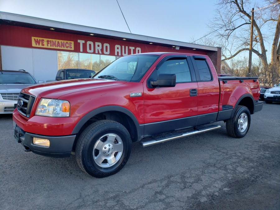 Used 2005 Ford F-150 in East Windsor, Connecticut | Toro Auto. East Windsor, Connecticut