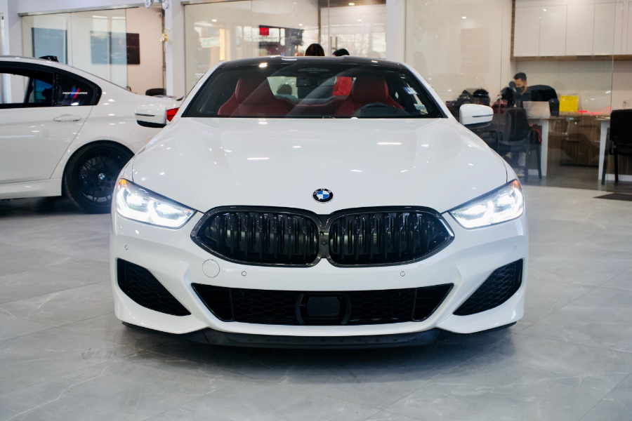 Used BMW 8 Series M850i xDrive Coupe 2019 | Luxury Motor Club. Franklin Square, New York
