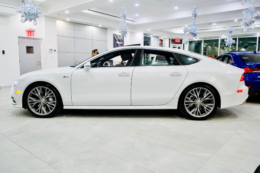 Used Audi A7 3.0 TFSI Premium Plus 2018 | Luxury Motor Club. Franklin Square, New York