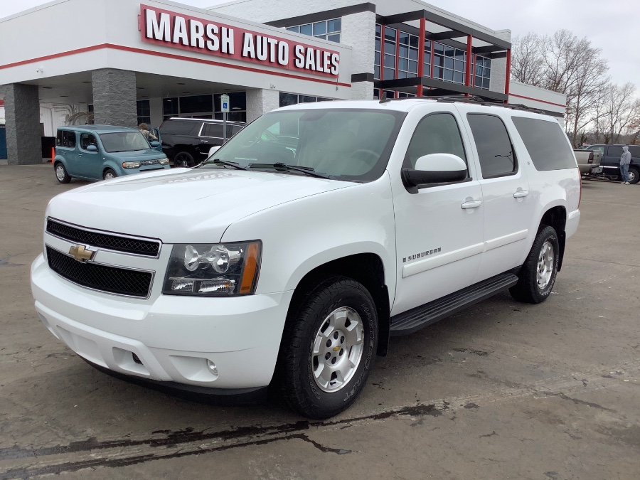 Used Chevrolet Suburban 4WD 4dr 1500 LT w/2LT 2009 | Marsh Auto Sales LLC. Ortonville, Michigan