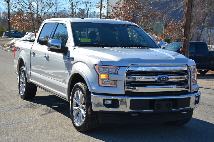Used 2017 Ford F-150 in Ashland , Massachusetts | New Beginning Auto Service Inc . Ashland , Massachusetts
