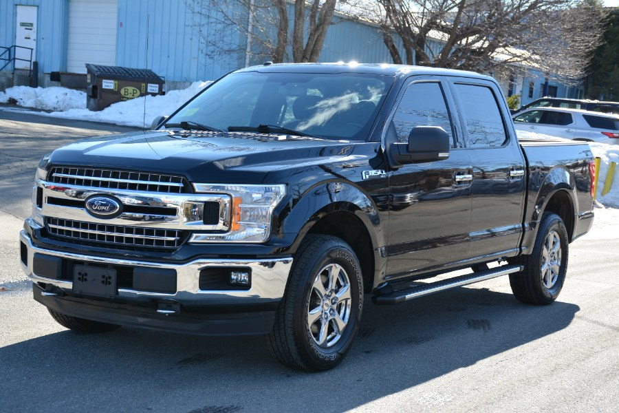 Used 2018 Ford F-150 in Ashland , Massachusetts | New Beginning Auto Service Inc . Ashland , Massachusetts