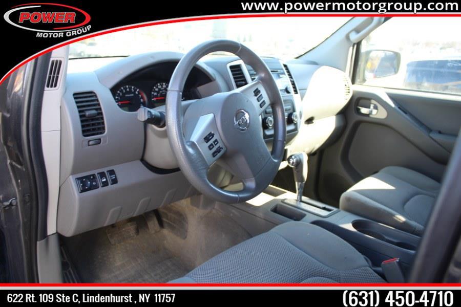 Used Nissan Frontier 4WD Crew Cab SWB Auto SV 2014 | Power Motor Group. Lindenhurst , New York