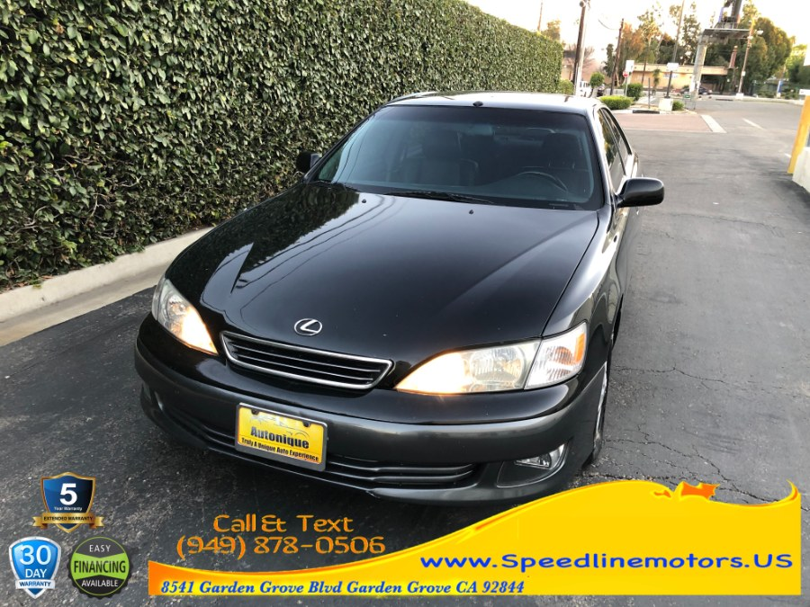 Used 2000 Lexus ES 300 in Garden Grove, California | Speedline Motors. Garden Grove, California
