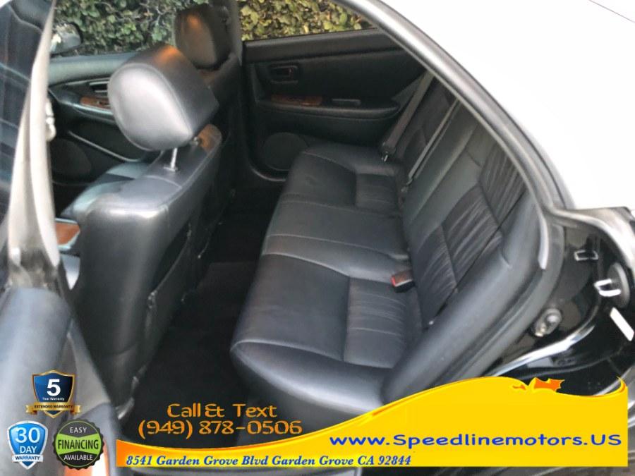 Used Lexus ES 300 4dr Sdn 2000 | Speedline Motors. Garden Grove, California