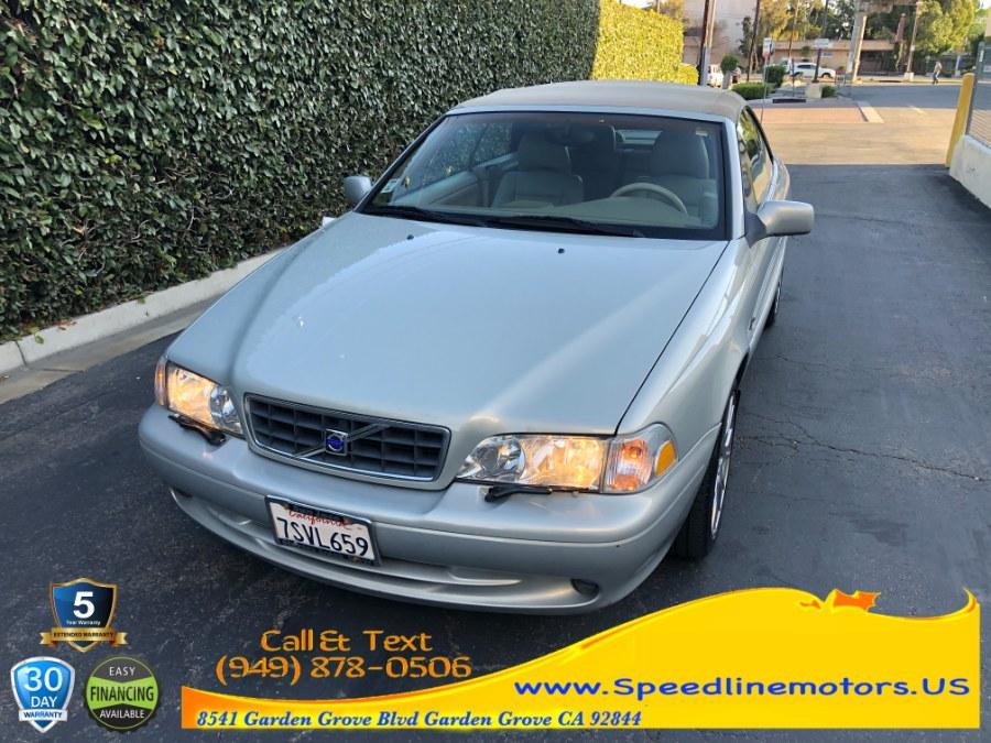Used 2004 Volvo C70 in Garden Grove, California | Speedline Motors. Garden Grove, California